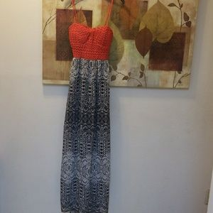 Womens Maxi worn once